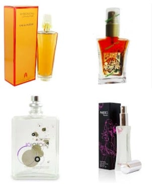 Perfumes con feromonas para mujeres